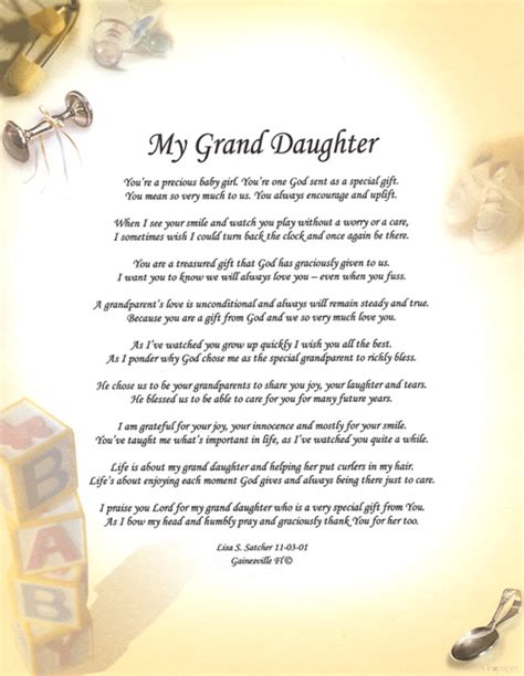 letter to my granddaughter letter from my granddaughter writing letters to my grandchildren granddaughter poems and quotes quotesgram 26197