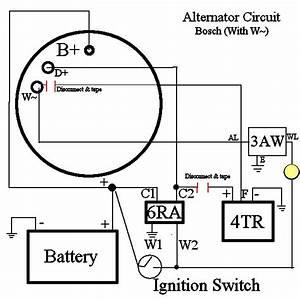 2 Pin Alternator Wiring Diagram 41376 Ciboperlamenteblog It