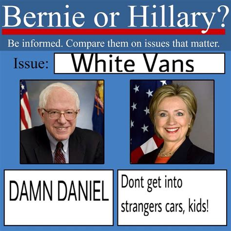 Bernie Hillary Memes - why the bernie vs hillary memes will affect the outcome of the democratic nomination