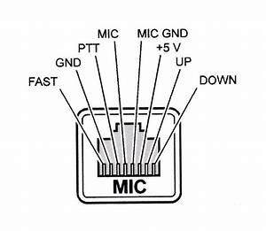 Elecret Microphone For The Ft817    857 - Radios  U0026 Power