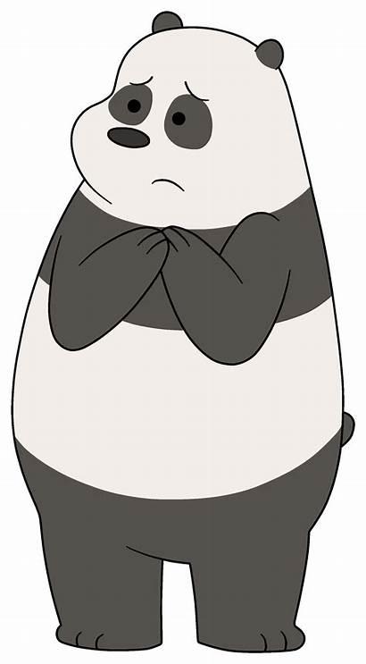 Panda Bears Bare Bear Transparent Wiki Clipart
