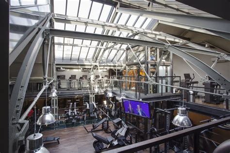 klay salle de sport the 10 best places to work out in luxury design