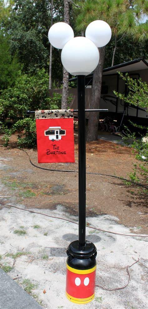 disney fort wilderness camping yard garden flag