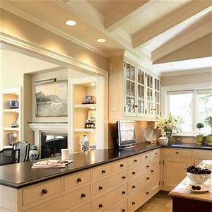 26 Best Images About Divider Between Kitchen On Pinterest