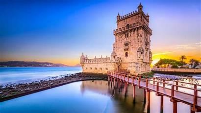 Portugal Lisbon 4k Belem Tower Wallpapers Tourist