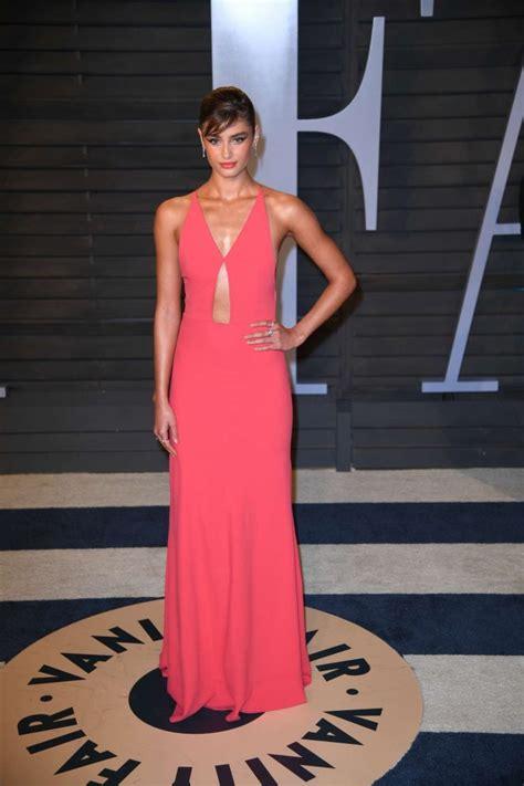 Taylor Hill Vanity Fair Oscar Party Hollywood