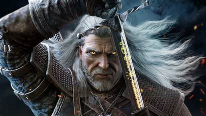 Witcher Geralt Rivia Hunt Wallpapers Wild 1080p