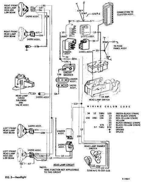 Diagrams Wiring Headlight Best Free