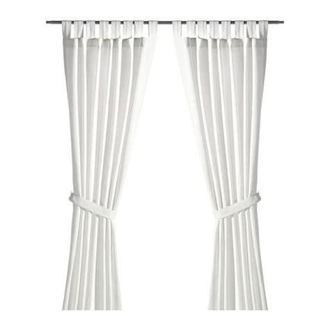 Ikea Lenda Curtains Australia lenda curtains with tie backs 1 pair ikea