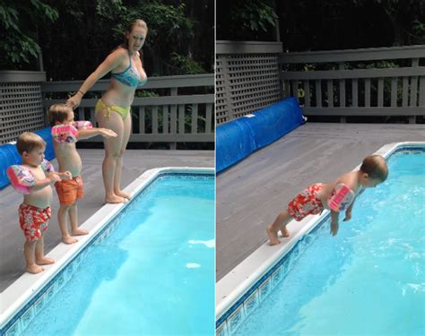 How To Dive by Nailed It Two Learning How To Dive In Pool