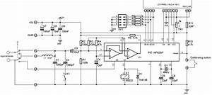 Q Meter Circuit Diagram