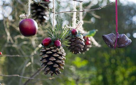 diy pine cone christmas ornaments homemade christmas ornaments christmas celebration