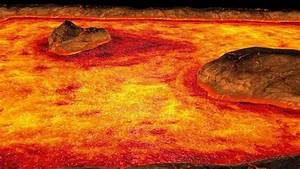 Real-time Lava Shader With Flow Speed Map