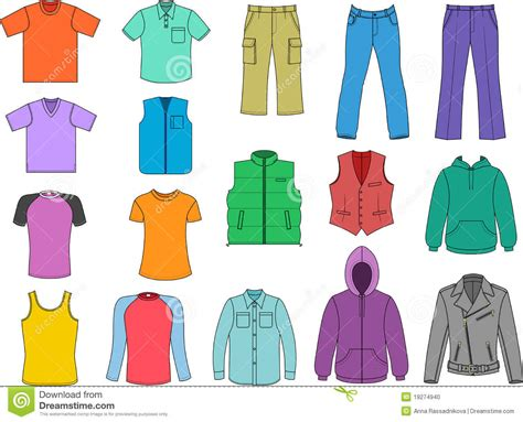 Spring Clipart Kids Clothes