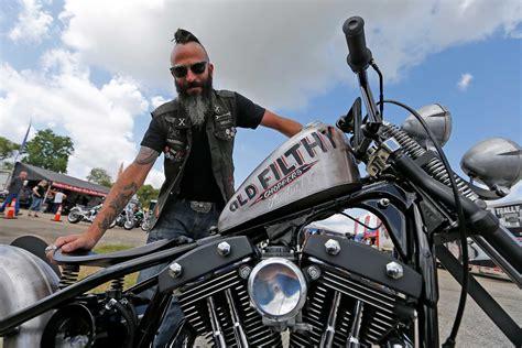 Austin biker rally draws all types - San Antonio Express-News