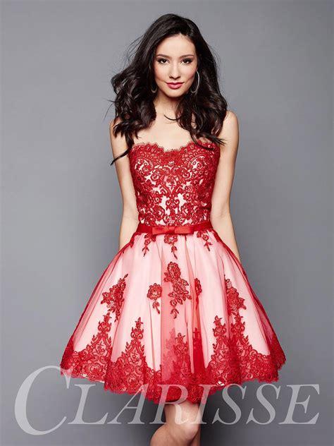 Clarisse Homecoming Dress 3367 | Promgirl.net