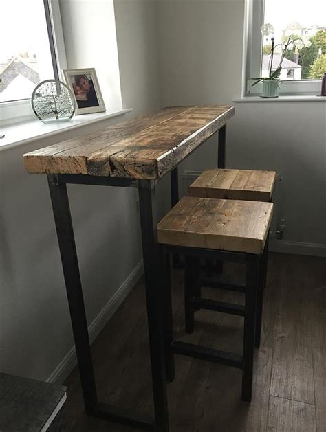 Basement Kitchen Bar Ideas - tips for choosing a perfect breakfast bar table tcg