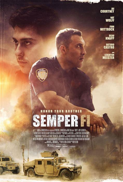 semper fi  poster  trailer addict