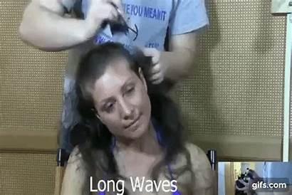 Gifs Hair Bald Headshave Amazing Barbershop Dd
