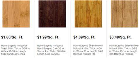 Cost Of Bamboo Flooring On Flooring Ideas Hardwood Floor