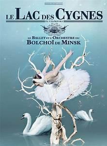 Le Lac Des Cygnes Rennes : le lac des cygnes le ballet du bolcho de minsk arrive ~ Dailycaller-alerts.com Idées de Décoration