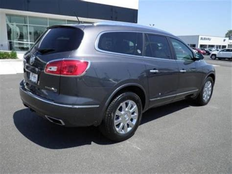 Buick Enclave 2014 Used by Sell Used 2014 Buick Enclave Premium In 2325 U S 501