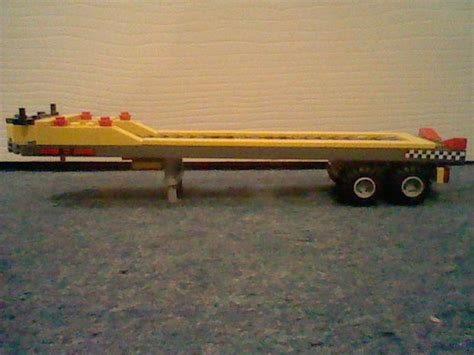 Lego Boat Trailer by Lego City Boat Trailer And Transporter All