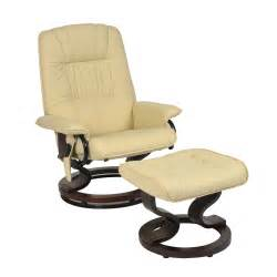 Fauteuil Cuir Relax by Fauteuil Relax Massant En Simili Cuir Avec Repose Pieds