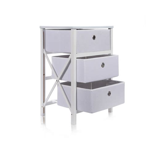 Commode Ebay by Commode 3 Tiroirs Armoire Pliable Rangement Meuble