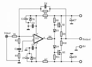 Small Audio Amplifier Circuit Archives