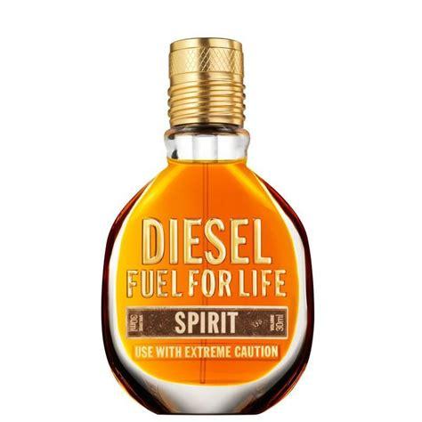 diesel fuel for spirit eau de toilette 30ml spray