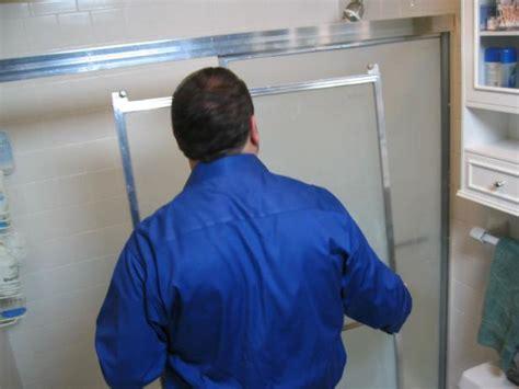 How To Replace Shower Door - how to replace a shower door how tos diy