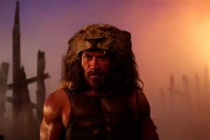 Hercules Images: Dwayne Johnson Battles a Lion, a Giant ...