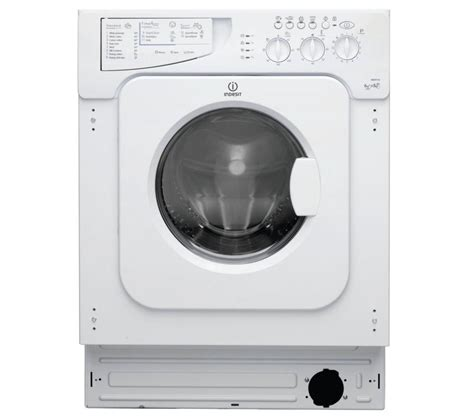 Buy Indesit Ecotime Iwde146 Integrated Washer Dryer