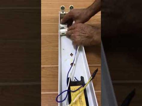 بالفيديو طريقة توصيل كشاف نيون 2 لمبه Doovi