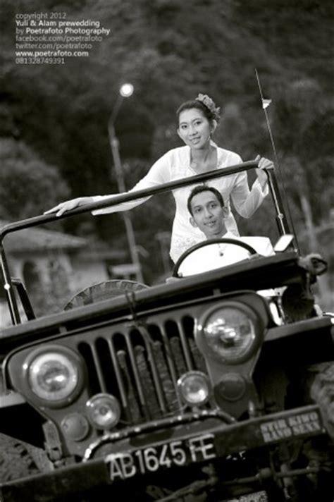 konsep tema foto prewedding vintage klasik jadul bw  jogja