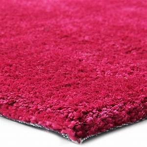 tapis 60x90cm rose framboise best of tapis petit tapis With tapis framboise salon