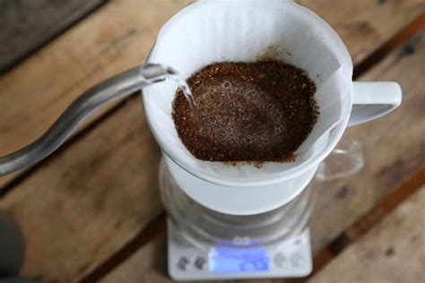 If you have 1.2 ounces of coffee (by weight), you would multiply 1.2 times 16.0 to get 19.2 fluid ounces of water needed. Brewing Ratios; How Much Water to Coffee to Use - NPR Coffee Club