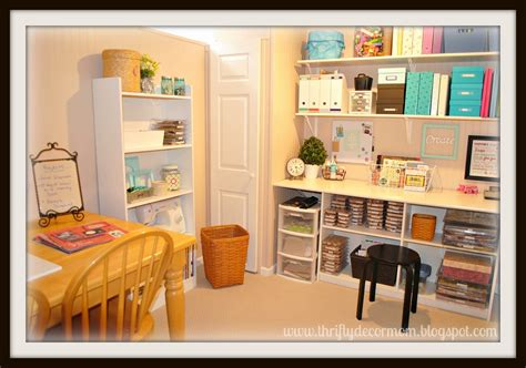 organizing your craft room on a budget vintage paint an organized craft space thrifty decor craft