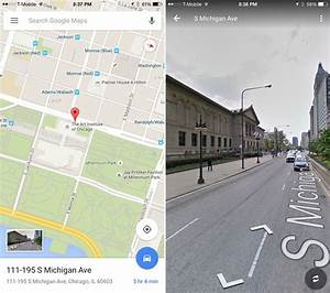 Google Street View Map : google maps updated with new street view features custom ~ Medecine-chirurgie-esthetiques.com Avis de Voitures
