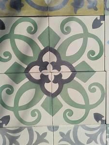 achat bali de meubles et dobjets de decoration carreaux With carreaux de ciment vert