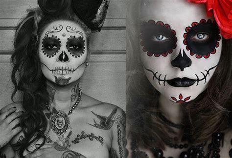 sugar skull halloween makeup ideas feed inspiration