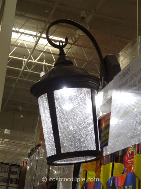 costco led outdoor lights outdoor led lantern