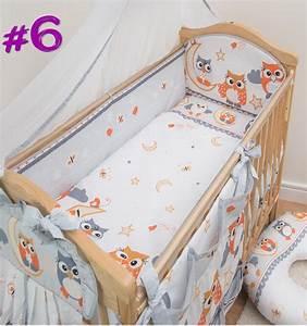 Bettwäsche Set Baby : 3 stk baby kinderbett bettw sche set mit gro en rundum safety nestchen ebay ~ Markanthonyermac.com Haus und Dekorationen