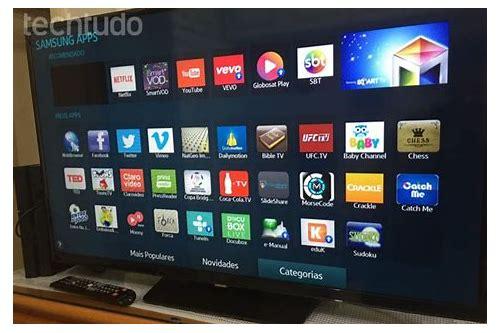 baixar skype app samsung smart tv series 6