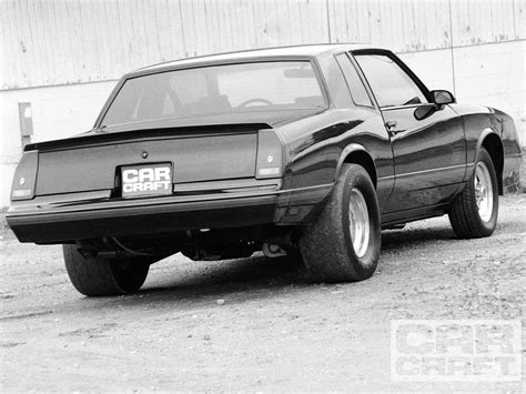 kirk martell s 1987 chevy monte carlo ss rod network