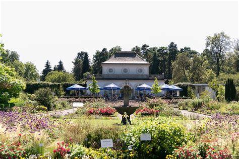 Botanischer Garten Berlin Cafe Lenne by Hochzeit Im Botanischen Garten M 252 Nchen Nadine Apfel