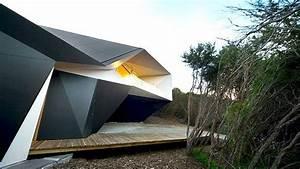 Maison Du Monde Origami : klein bottle house la maison origami ~ Melissatoandfro.com Idées de Décoration