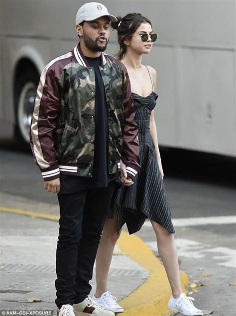 Selena Gomez and The Weeknd explore Buenos Aires together ...