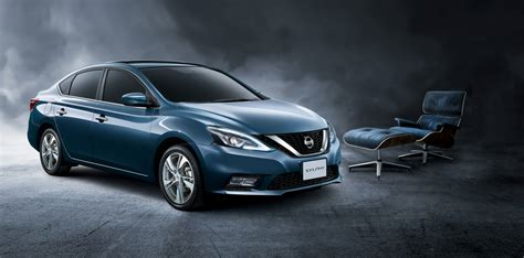 nissan sylphy arrives  sg tro